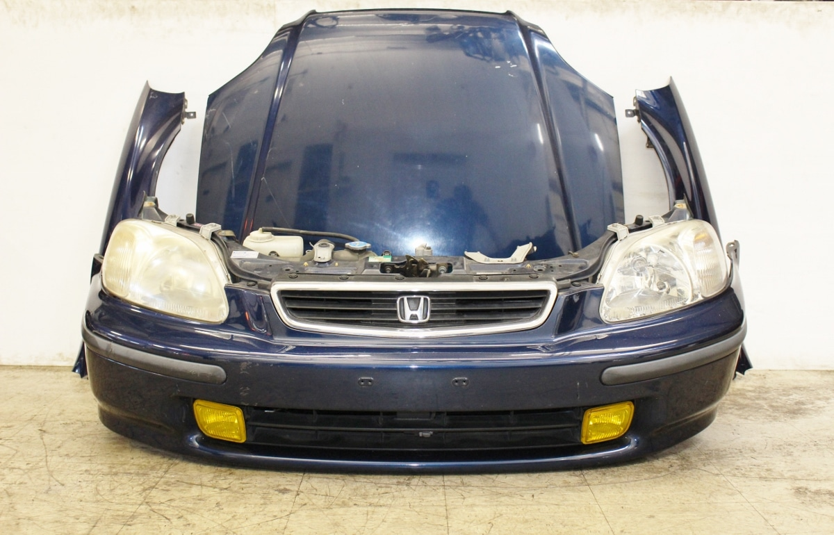 jdm 96 00 honda civic ek3 ek4 oem front end conversion. Black Bedroom Furniture Sets. Home Design Ideas