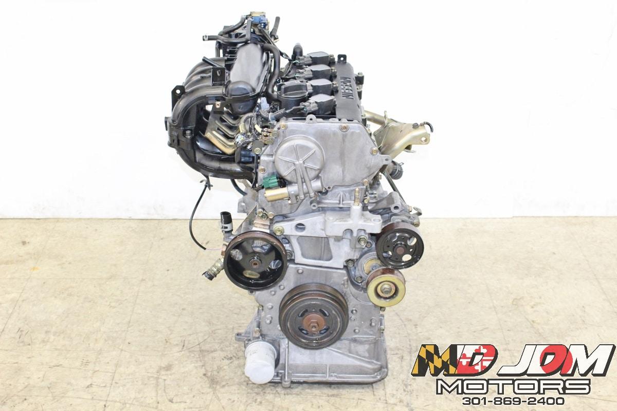 jdm nissan altima   cyl engine motor qrde qr md jdm motors