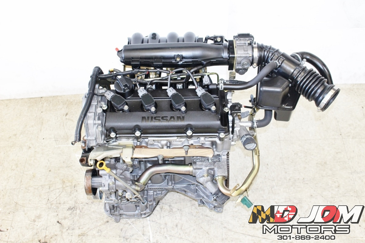 02 03 04 05 06 Nissan Altima QR25DE 2.5L Engine Sentra SER ...