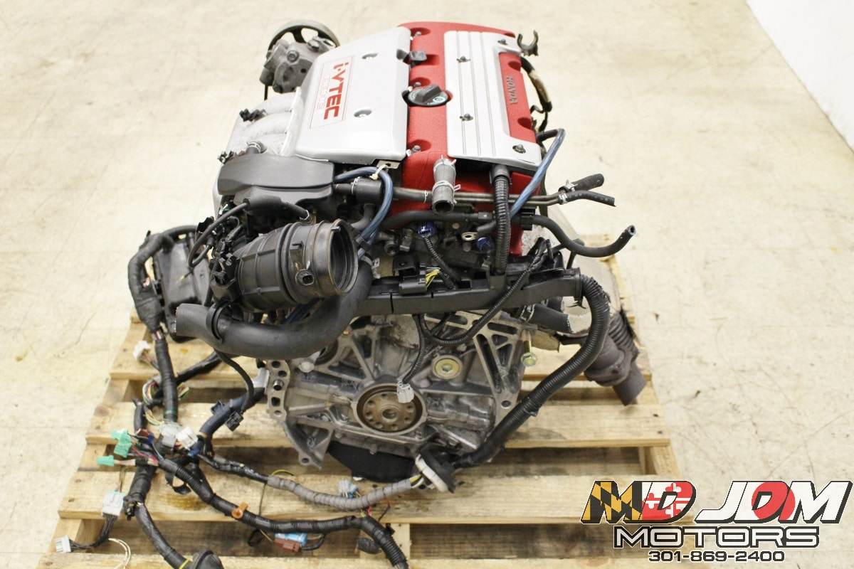 jdm honda integra type  acura rsx ka  vtec dohc engine hp  ek md jdm motors