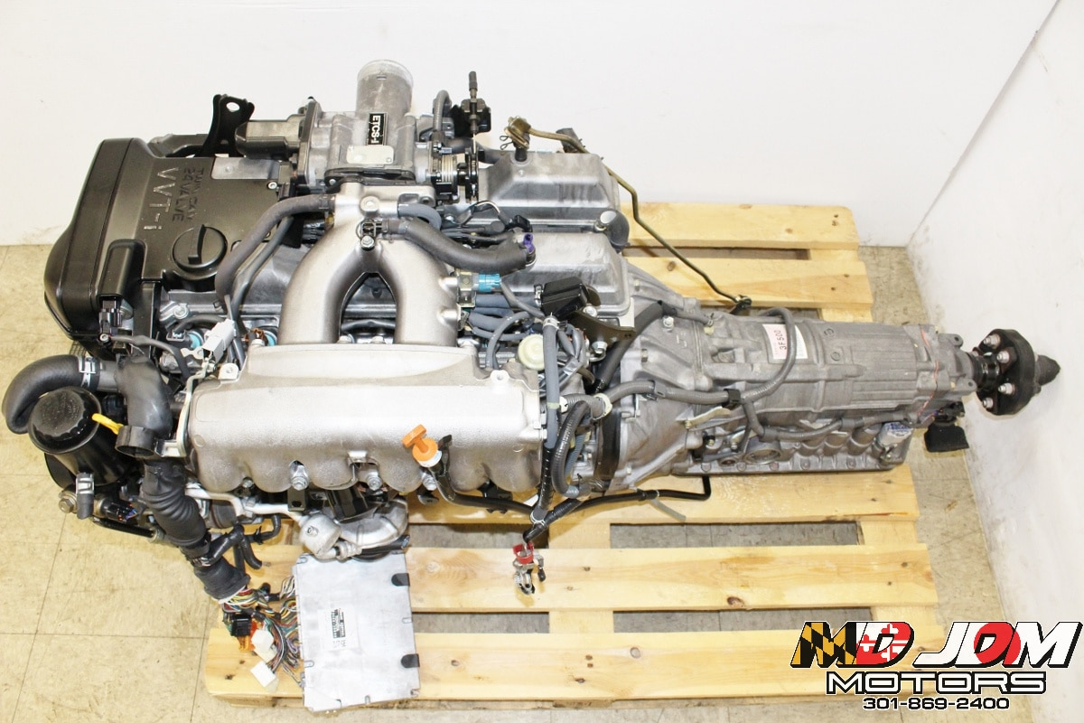 Jdm Toyota  Lexus Gs300 Is300 2jz T Transmission  U2013 Md Jdm Motors