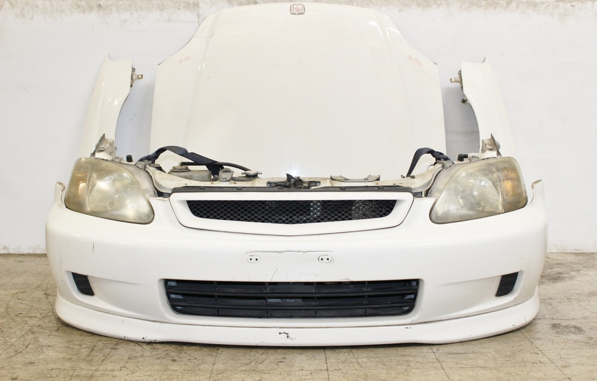 Img X on Honda Civic Front Bumper Clips