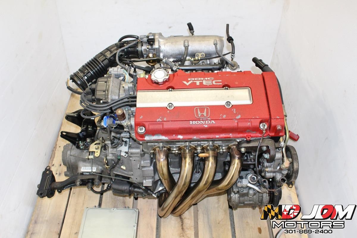 JDM Honda Civic Type R B16B DOHC Vtec Engine EK9 CTR 99-00