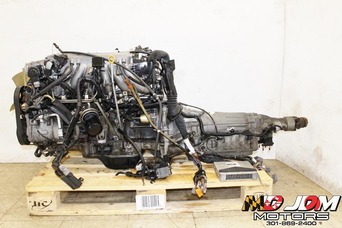 Jdm Toyota 1jz Gte Engine Twin Turbo Non Vvti Rear Sump Motor 25l Wiring Harness Plugs Fullscreen