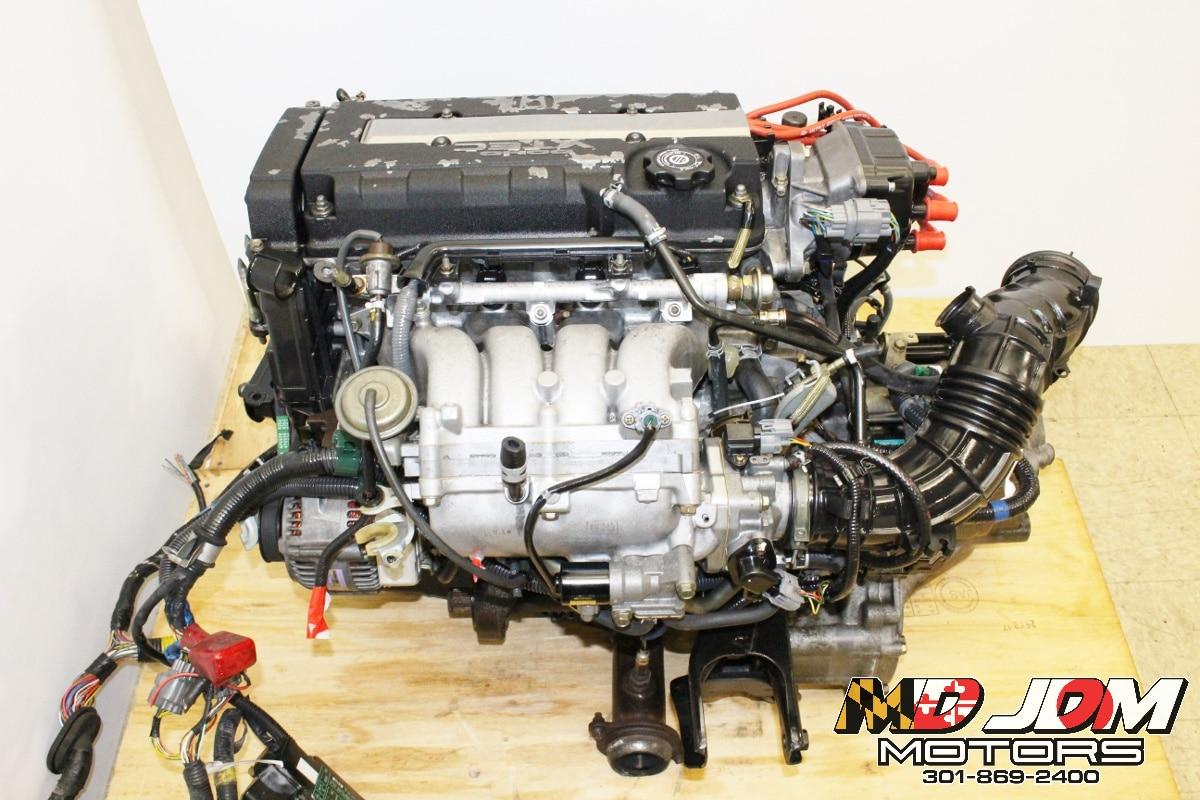 Jdm Acura Integra Gsr B18c Engine Dohc Vtec 5 Speed Lsd Transmission S80 Obd2  U2013 Md Jdm Motors