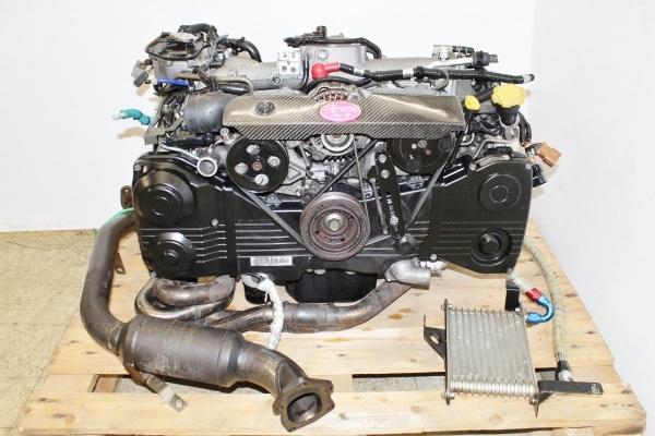 JDM SUBARU IMPREZA WRX EJ205 EJ255 ENGINES