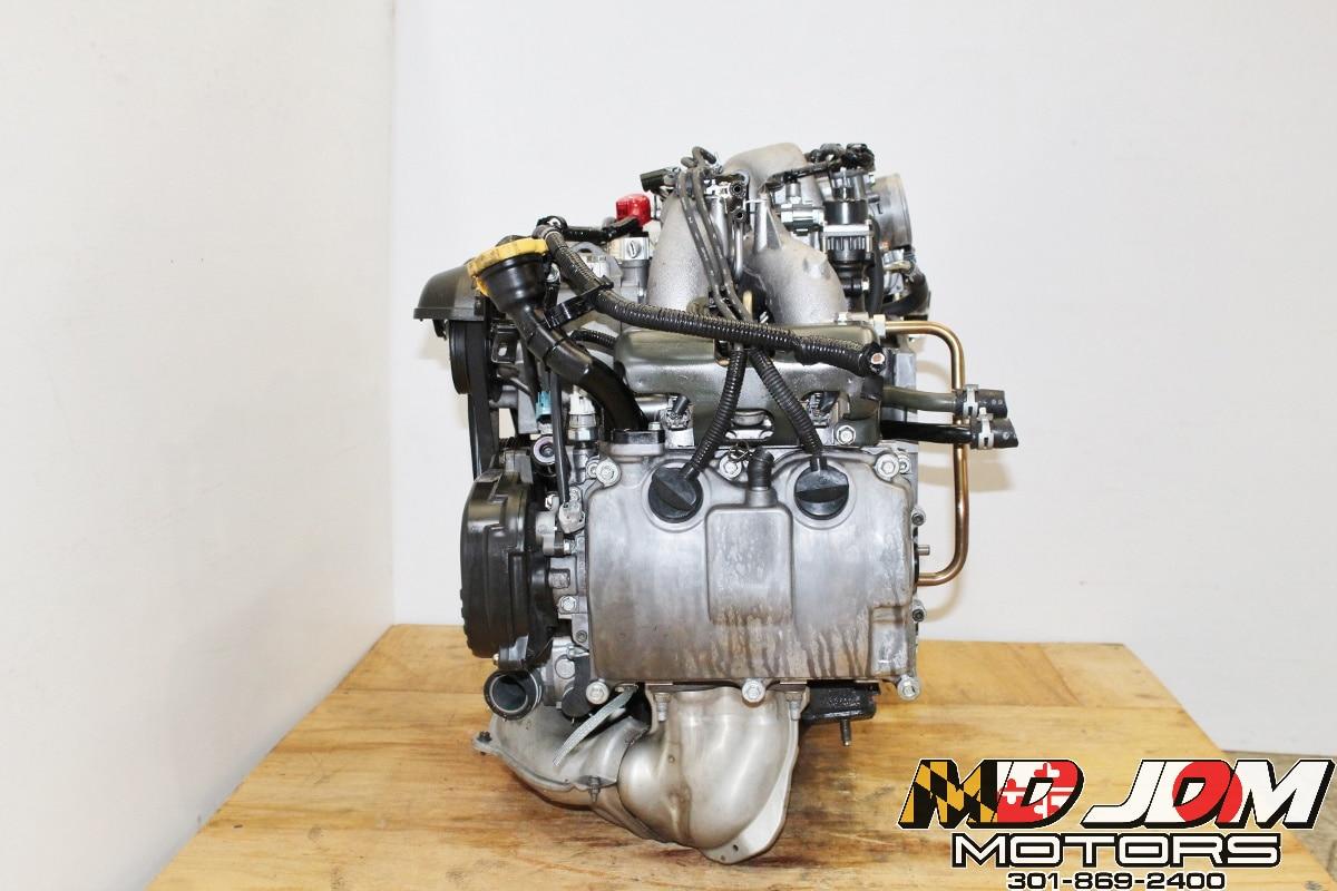 JDM Subaru Impreza 2006-2010 EJ253 AVLS SOHC NA Engine Swap for Sale with  EGR