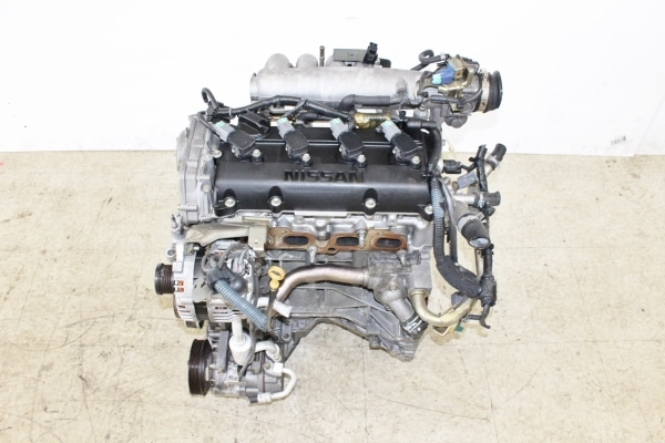 JDM NISSAN ALTIMA, SENTRA QR20, QR25 ENGINES