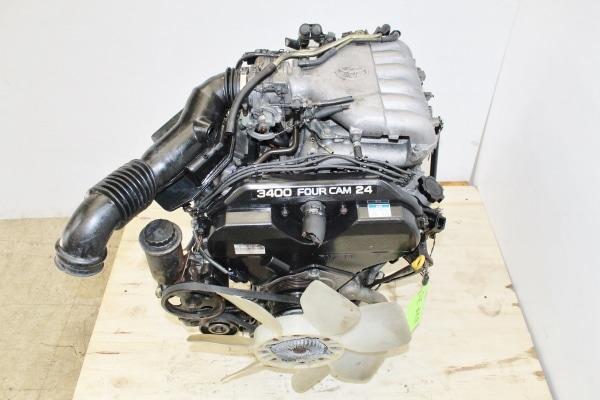 JDM 3RZ 2.7L 4 Cylinder, 5VZ 3.4L V6 ENGINES
