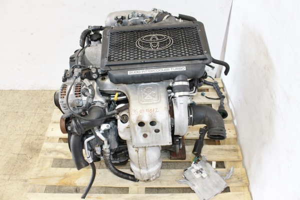 JDM TOYOTA 3S-GTE, 3S-GE BEAMS VVTI ENGINES