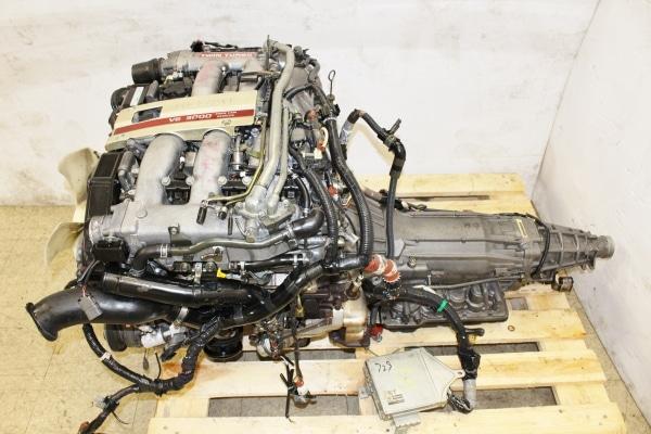 JDM NISSAN 300ZX VG30DETT, VG30DE ENGINES