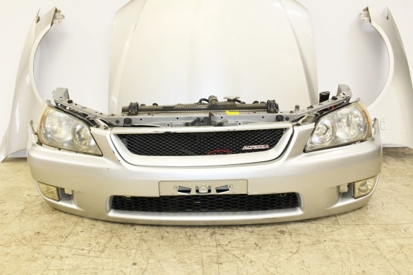 TOYOTA FRONT ENDS/CLIPS