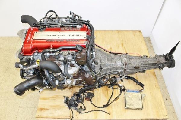 JDM SR20DET S13, S14, 15 ENGINES & TRANSMISSIONS