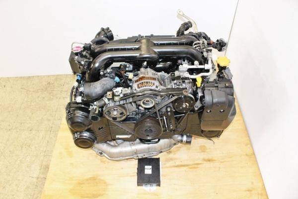 JDM SUBARU WRX, FORESTER XT EJ20X, EJ20Y ENGINES