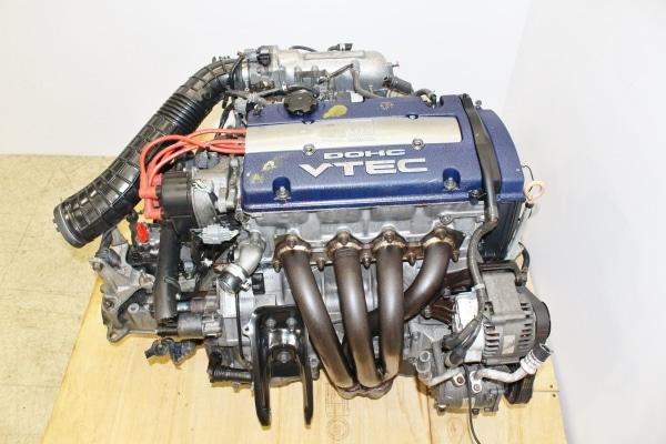F SERIES HONDA ENGINES
