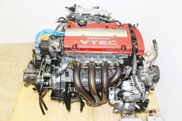 H SERIES HONDA ENGINES