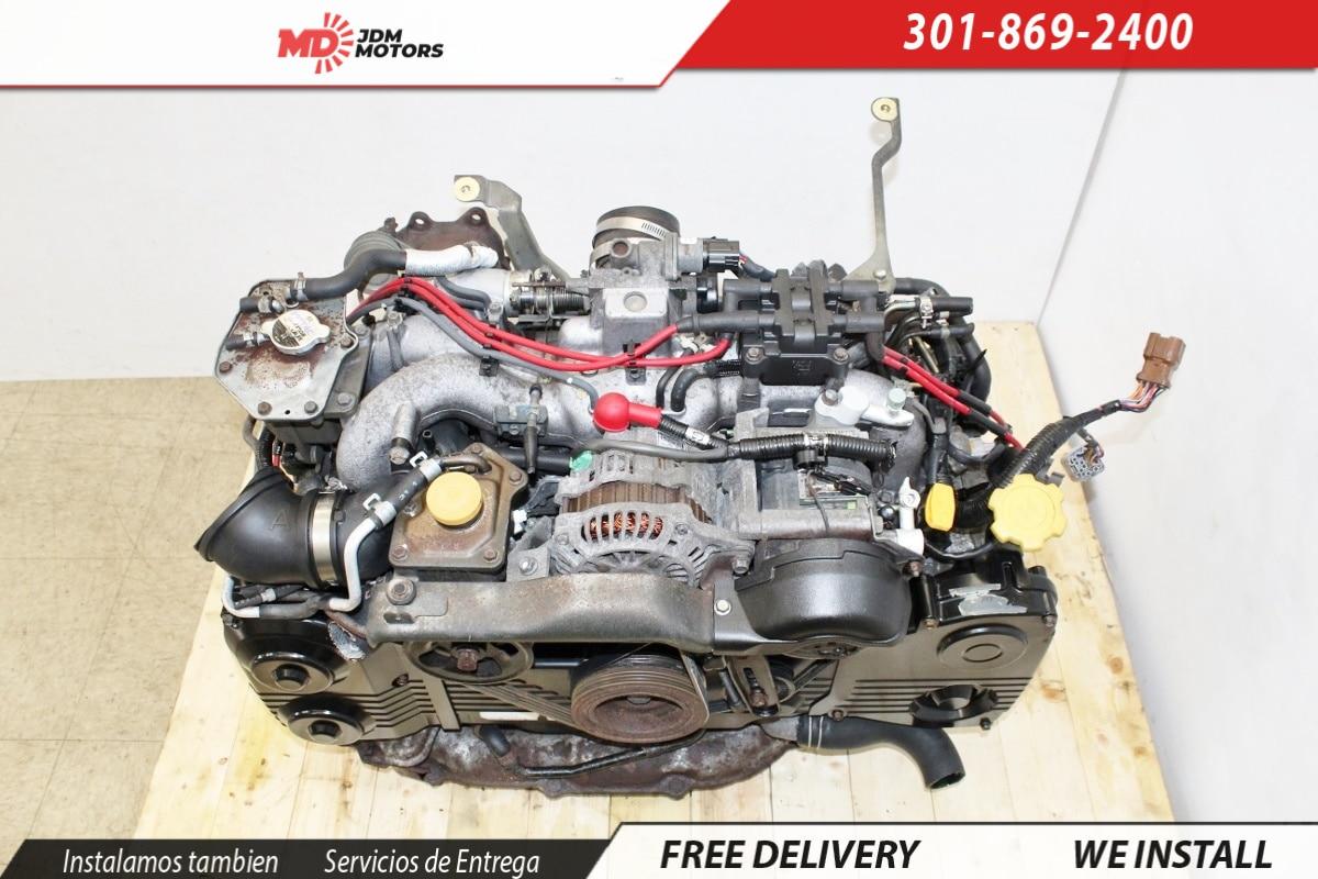JDM SUBARU IMPREZA WRX EJ205 EJ255 ENGINES – MD JDM MOTORS