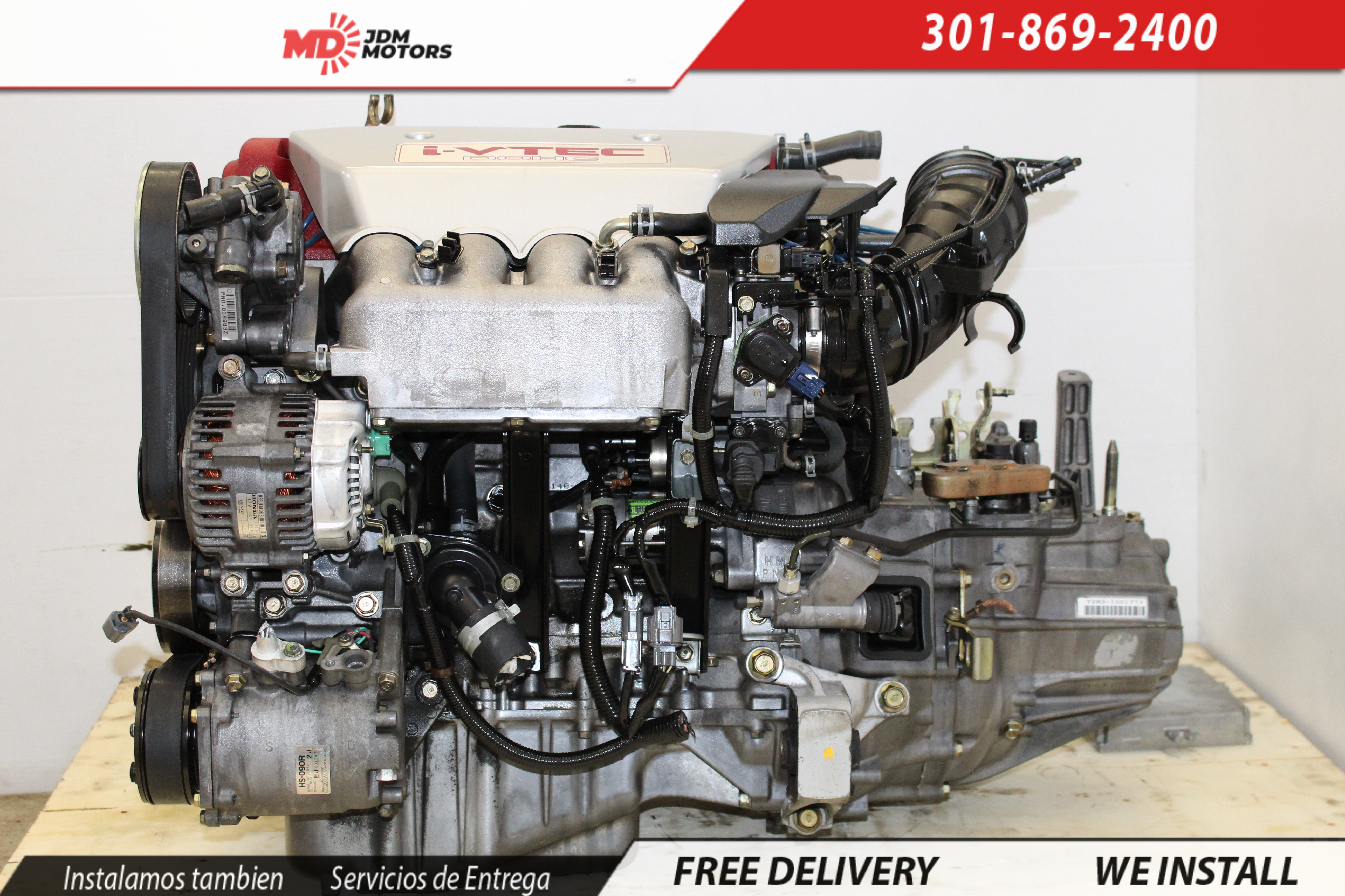 K SERIES HONDA ENGINES – MD JDM MOTORS