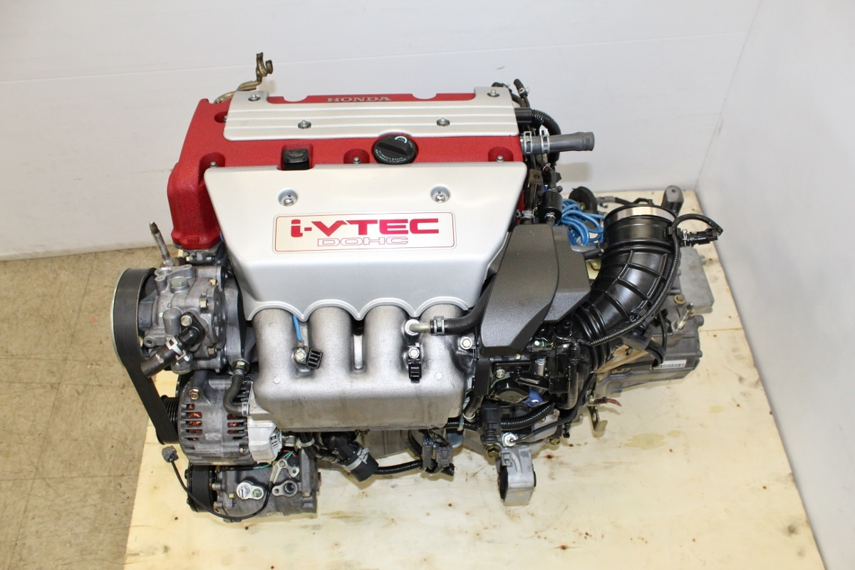 Jdm 02 06 Honda Acura Rsx Dc5 2 0l Dohc I Vtec K20a Type R Engine 6 Speed Lsd Md Jdm Motors